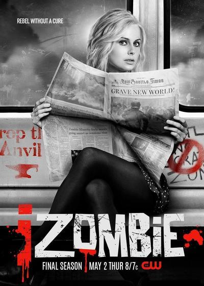 我是僵尸 第五季海报