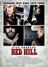 红色山丘海报
