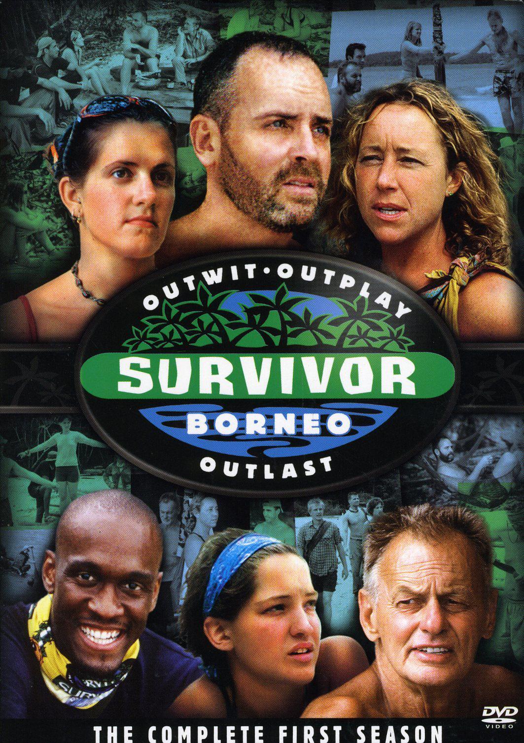 幸存者:婆罗洲 第一季