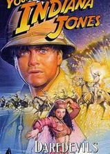 少年印第安纳琼斯大冒险:沙漠英豪海报