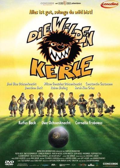 足球野小子海报