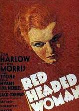 红发美人海报