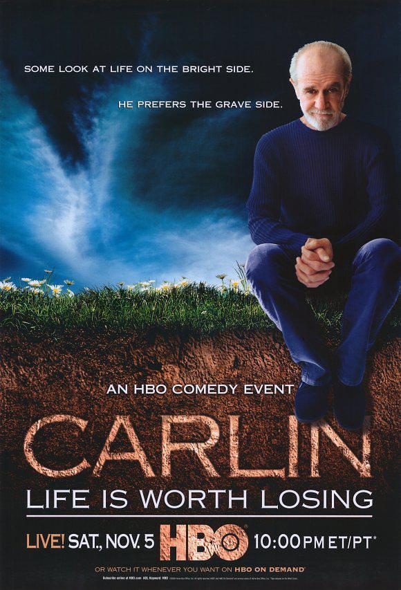 乔治·卡林:人生因失而值