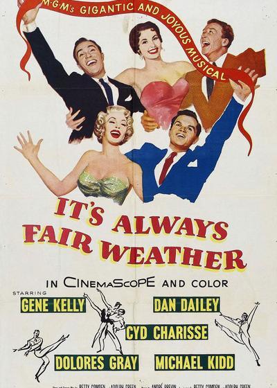 好天气海报