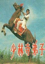 少林寺弟子海报