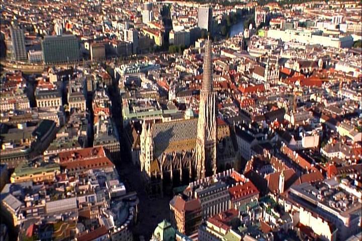 莎拉布莱曼《真爱传奇》维也纳圣史蒂芬大教堂现场演唱会