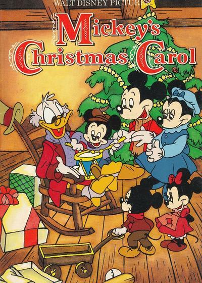 米奇的圣诞颂歌海报