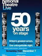 英国国家剧院50周年庆典