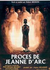 圣女贞德的审判海报