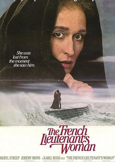 法国中尉的女人海报