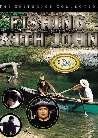 和约翰一起钓鱼海报