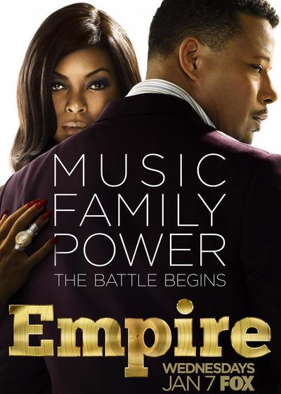 嘻哈帝国 第一季海报