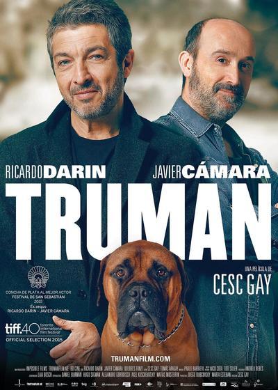 特鲁曼海报