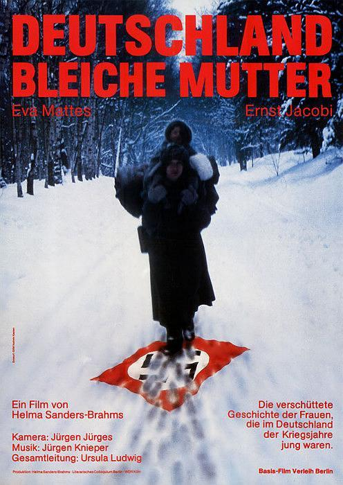 德国,苍白的母亲