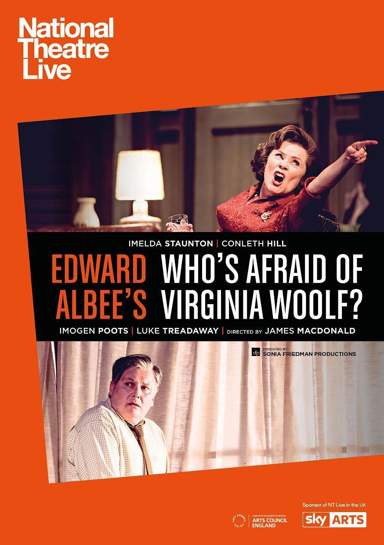 谁害怕弗吉尼亚·伍尔芙?