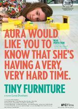 微型家具海报
