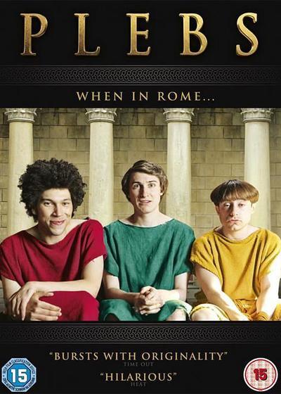 罗马三贱客 第三季海报