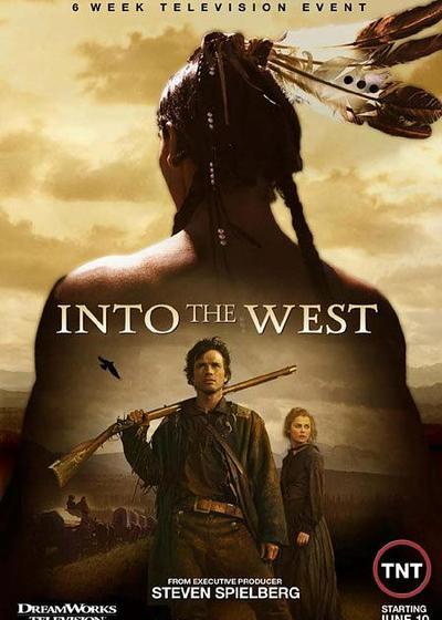 西部风云海报