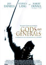 众神与将军海报