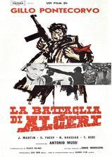 阿尔及尔之战海报