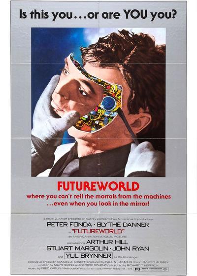 未来世界海报