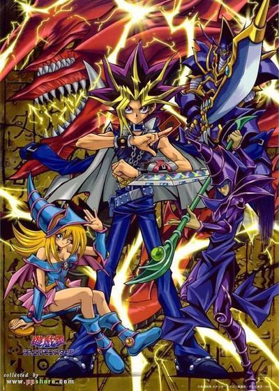 游戏王:怪兽之决斗海报