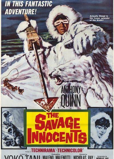 雪海冰上人海报