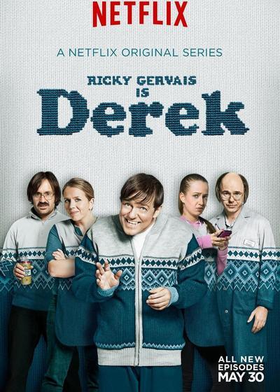 德里克 第二季海报