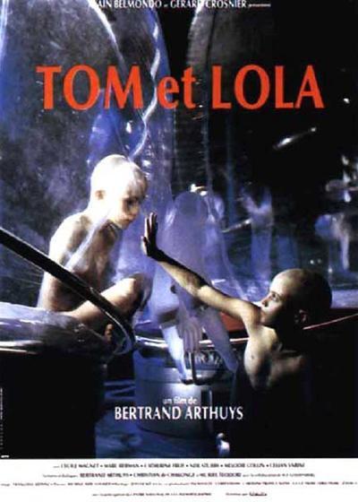 汤姆和罗拉海报