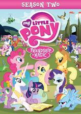我的小马驹:友谊大魔法 第二季海报