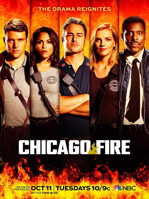 芝加哥烈焰 第五季
