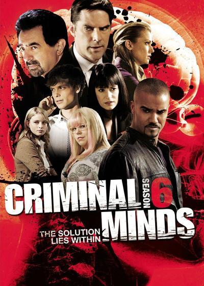 犯罪心理 第六季海报