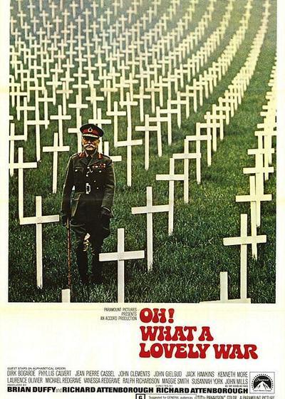 多可爱的战争海报