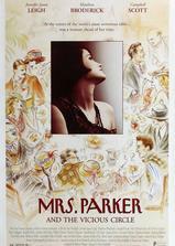 派克夫人的情人海报