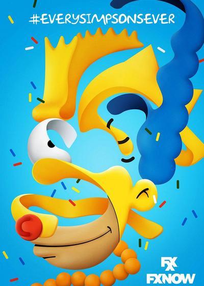 辛普森一家 第二十九季海报