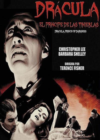 黑暗中的王子海报