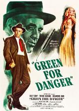 绿色惨案海报
