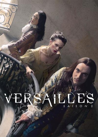 凡尔赛 第二季海报