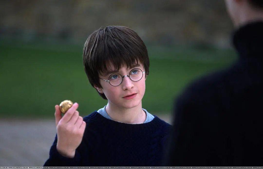 初次上映19年后,再一次看HP系列,依旧是神作!