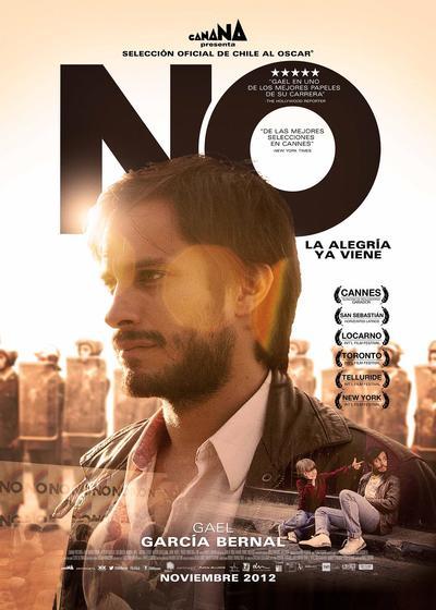 智利说不海报