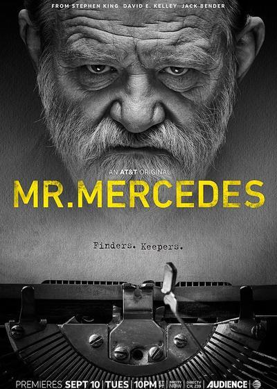 梅赛德斯先生 第三季海报