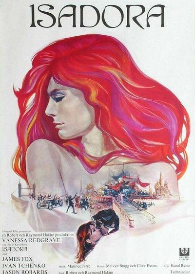 伊莎朵拉海报