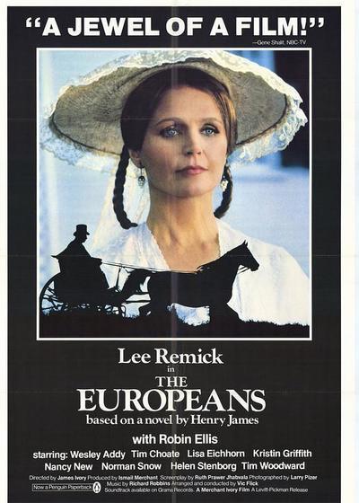 欧洲人海报