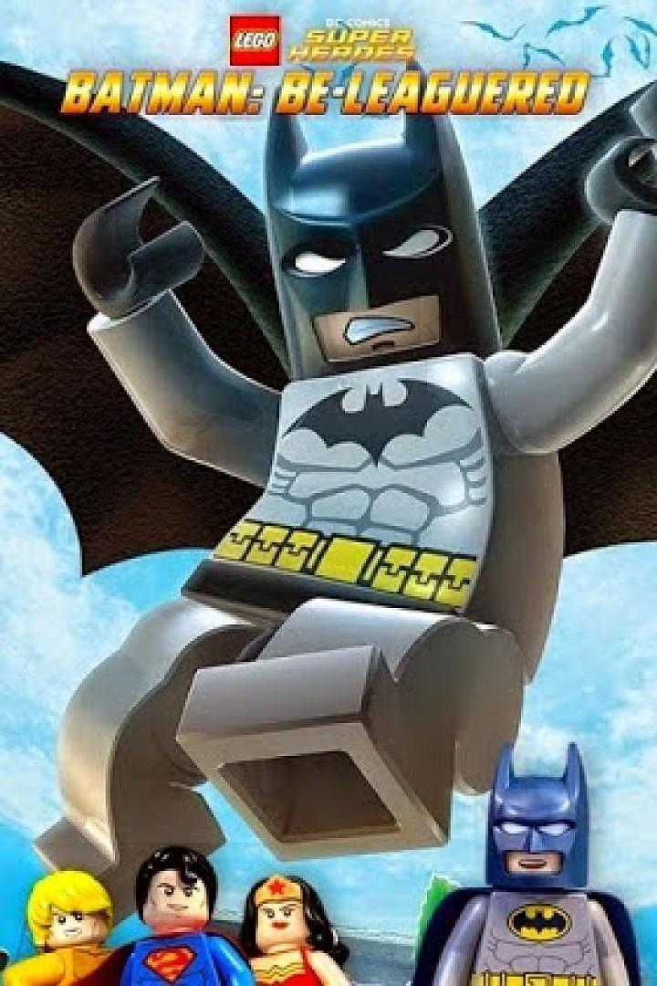 乐高蝙蝠侠:麻烦重重