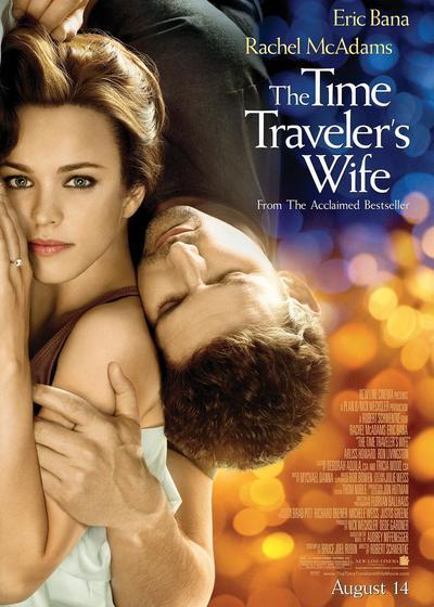 时间旅行者的妻子海报