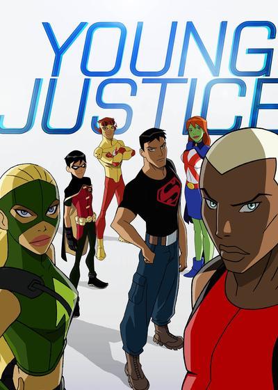 少年正义联盟 第一季海报
