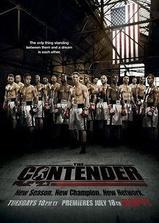拳王争霸赛海报