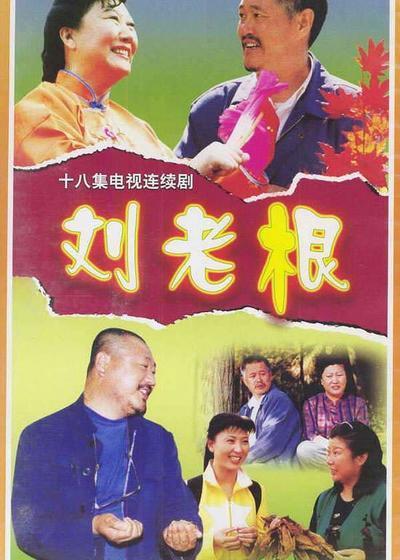 刘老根海报