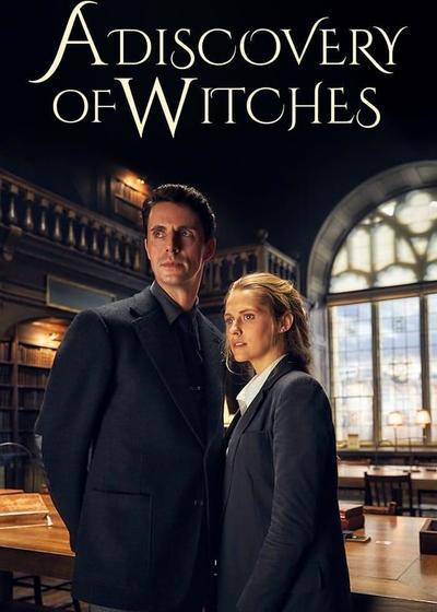 发现女巫海报