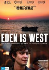 伊甸在西方海报